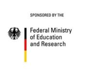 Logo of the Federal Ministery of Education and Research (BMBF)